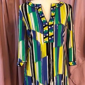 BCBG MAXAZRIA Dress multicolor